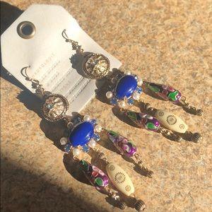 New! Anthropologie Earrings